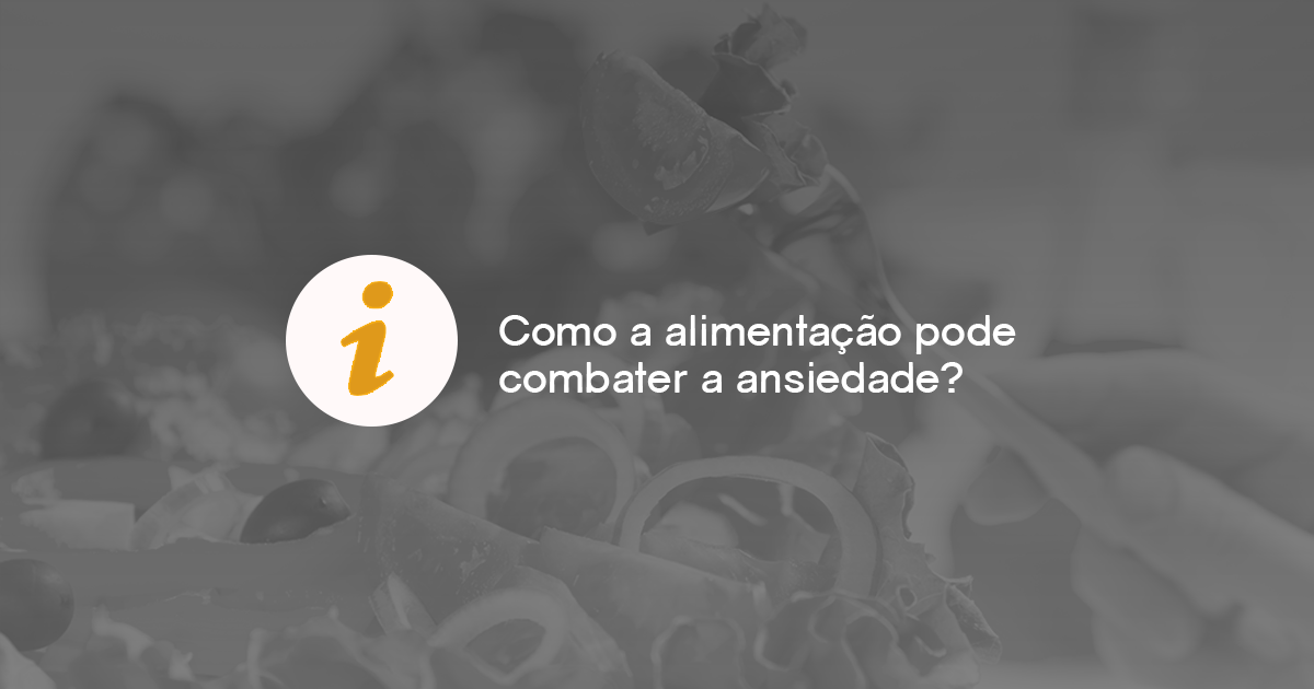 combater a ansiedade